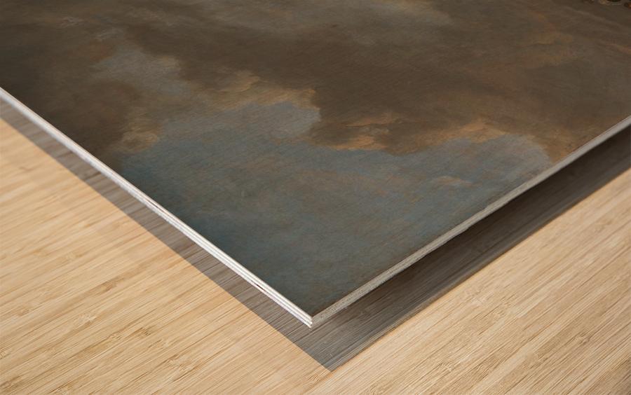 De overwinning der boeren Rijksmuseum Wood print