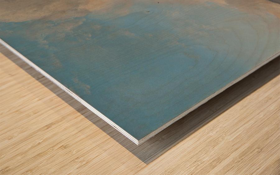 Hertenjacht Rijksmuseum Wood print
