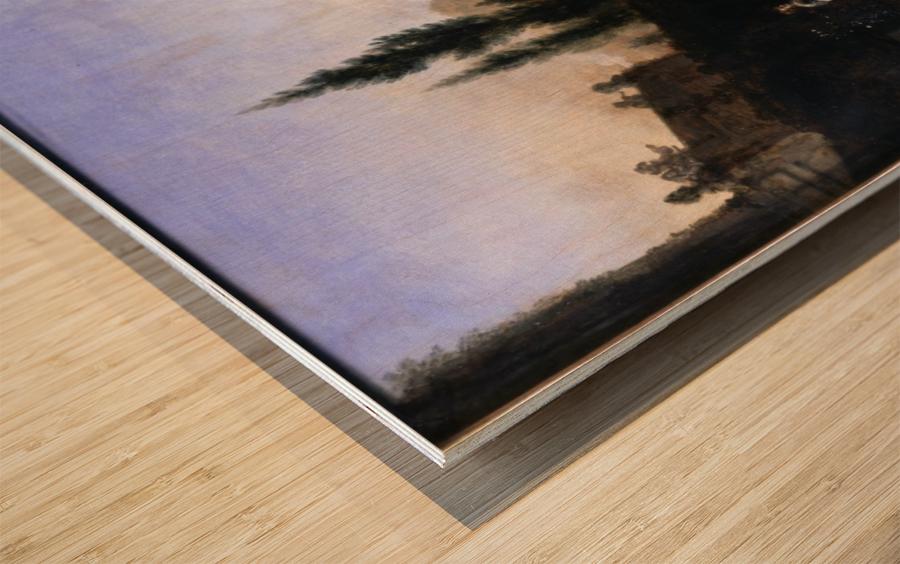 The Return from Hawking Wood print