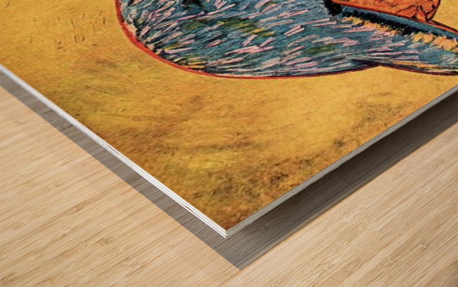 Camille Roulin by Van Gogh Wood print