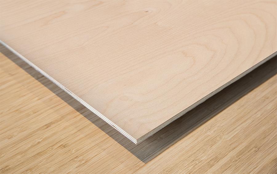 Stand Tall Wood print