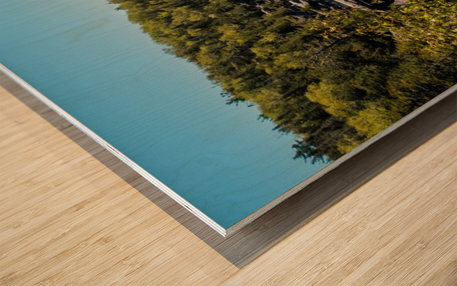 Bruce Peninsula Impression sur bois