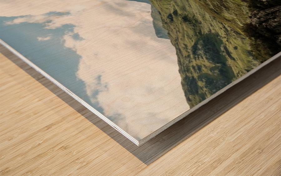 Glen Shiel Impression sur bois