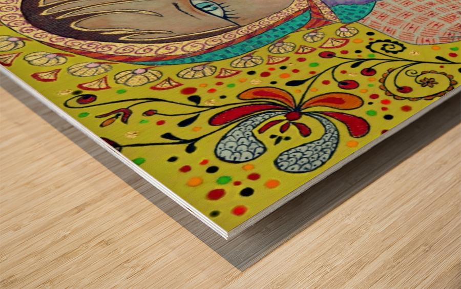 Hungarian Lullaby Wood print