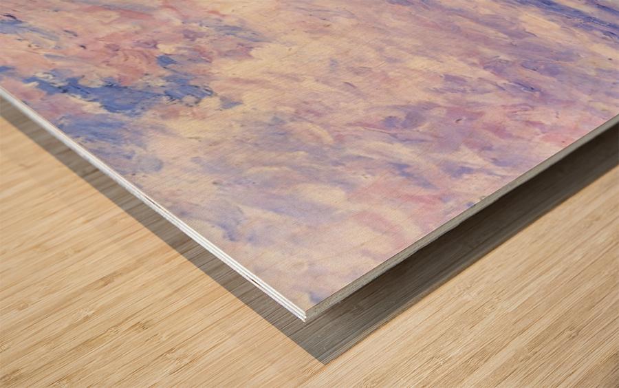 Banks of the Loing Wood print