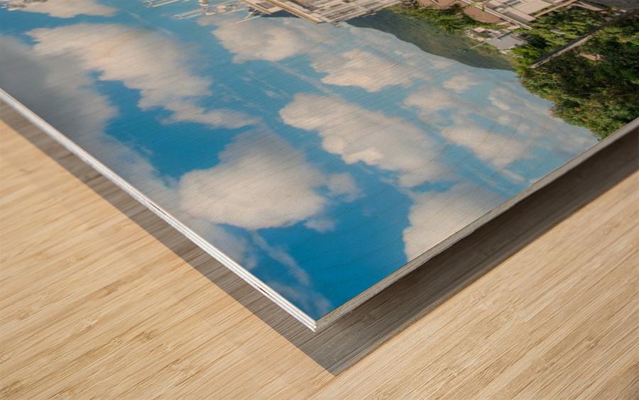1 45 Wood print