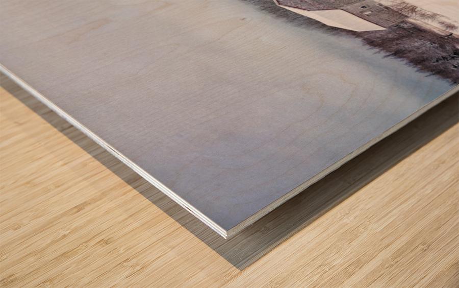 Homestead Wood print