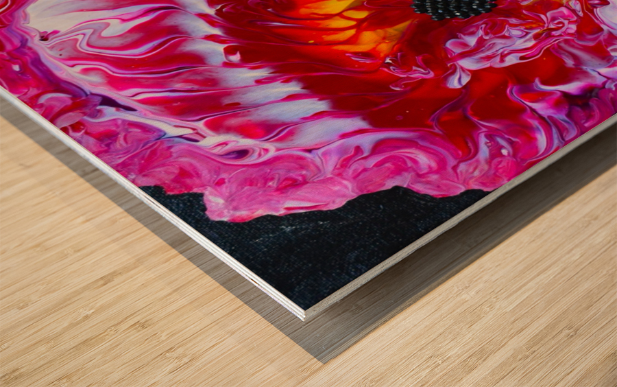 Flower. Stephen R Wood print