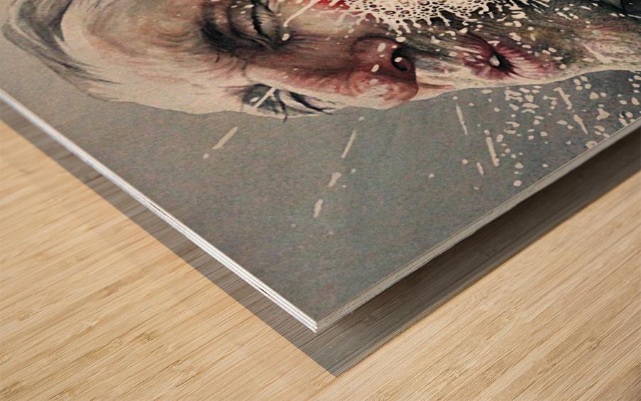15 Krzysztof Grzondziel Wood print