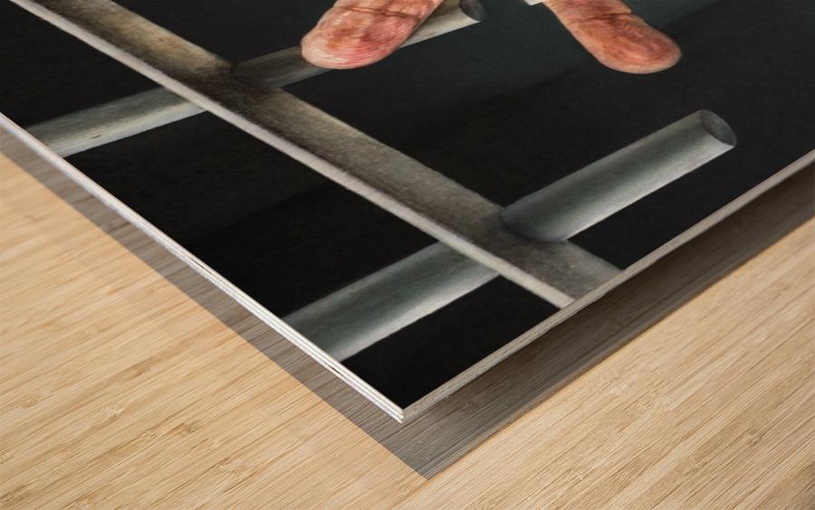 17 Krzysztof Grzondziel Wood print