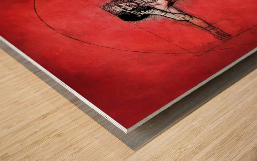 6 Krzysztof Grzondziel Wood print