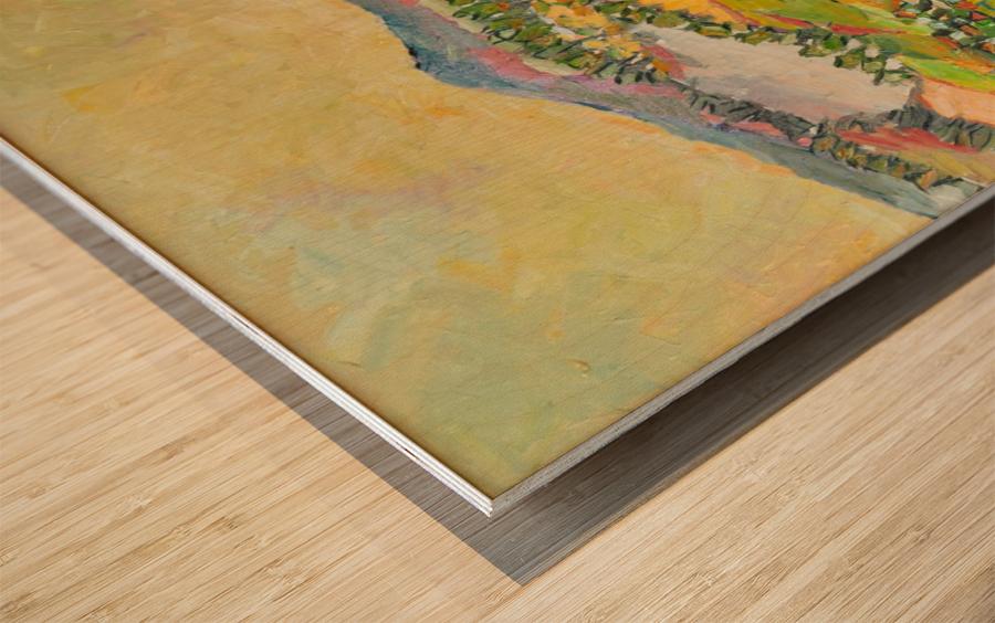 G146 Wood print