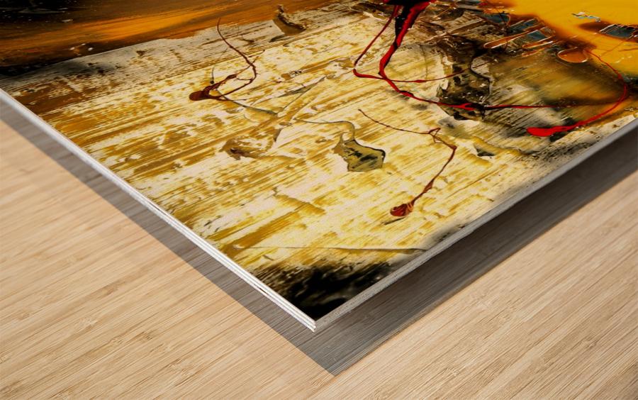 2820 energie star Wood print