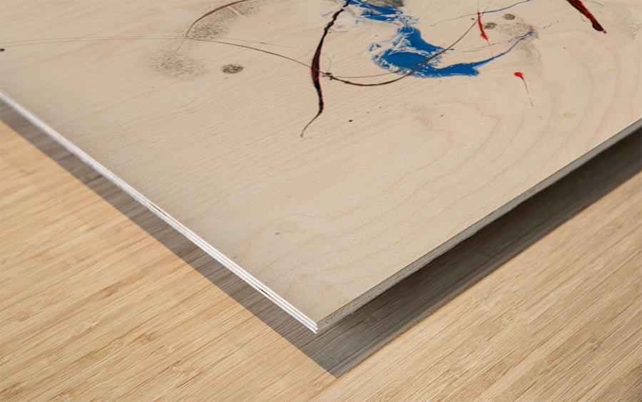 3867 Wood print