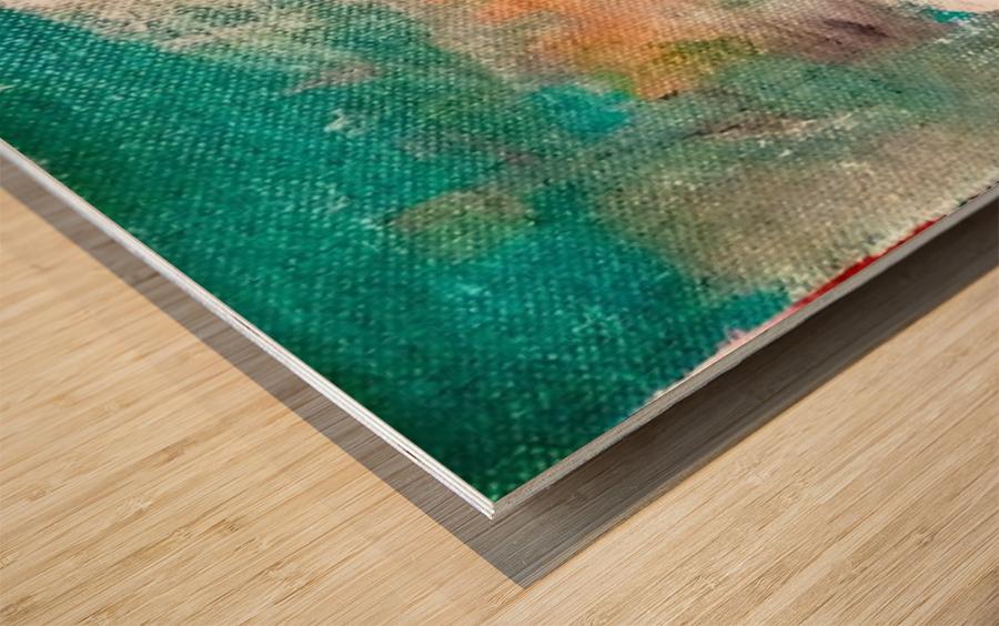 0 55 Wood print