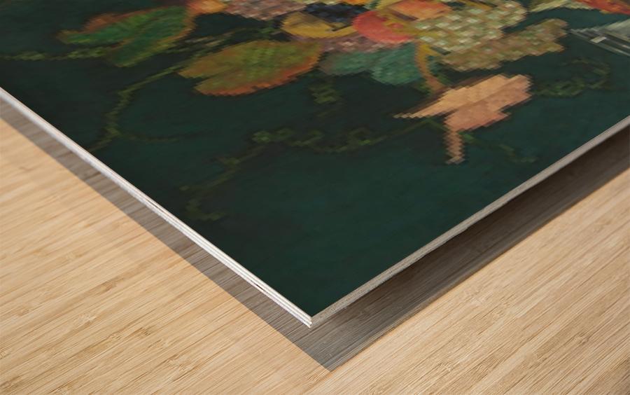 title408471815 Wood print