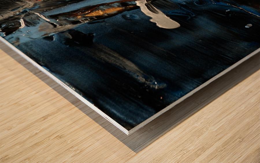 3389 Wood print