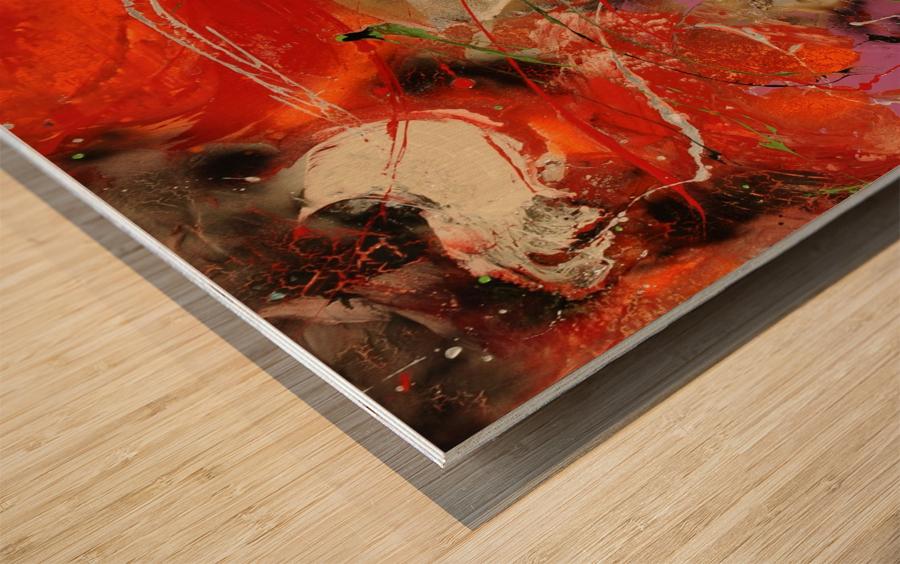 3670   opulent Wood print