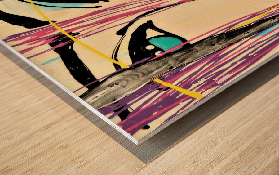 3610   romade Wood print