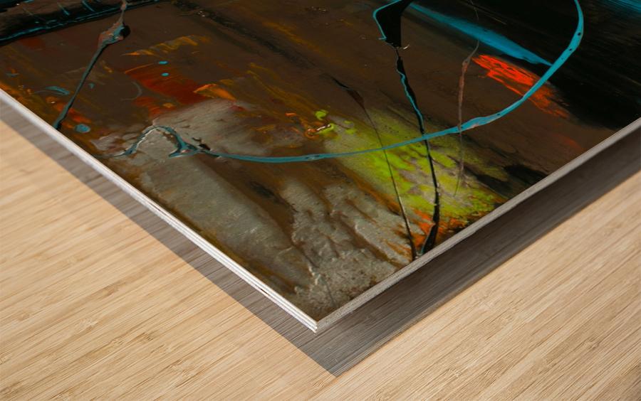 3119   his Wood print