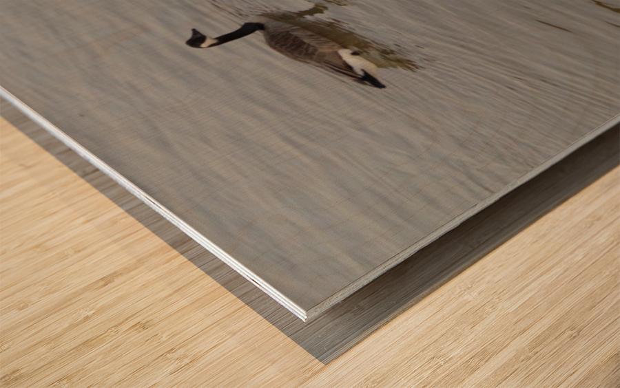 Mates Wood print