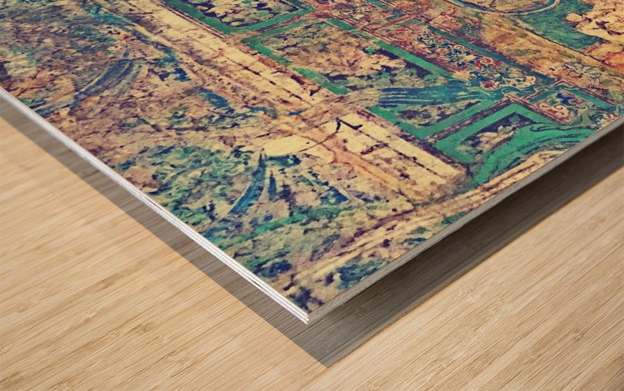 ewee Wood print