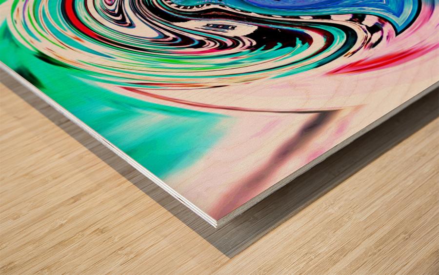 1996 Wood print