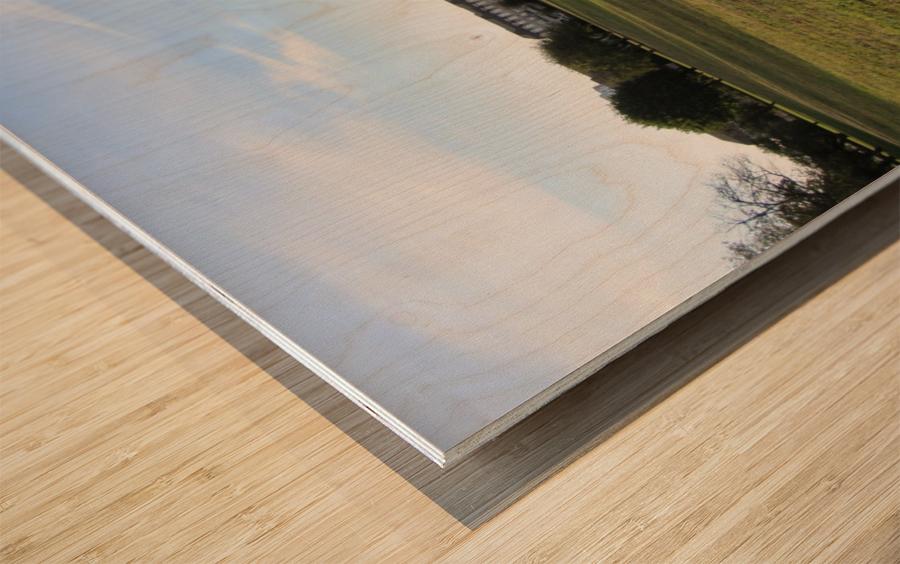 Landscape Photograph (56) Wood print