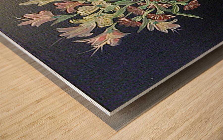 Flower Study 4 Wood print