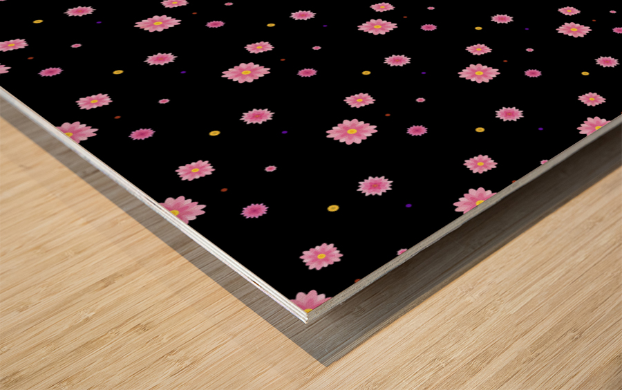 www.6ii7.blogspot.com      Flower (21) Wood print