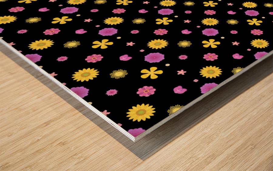 www.6ii7.blogspot.com      Flower (12) Wood print