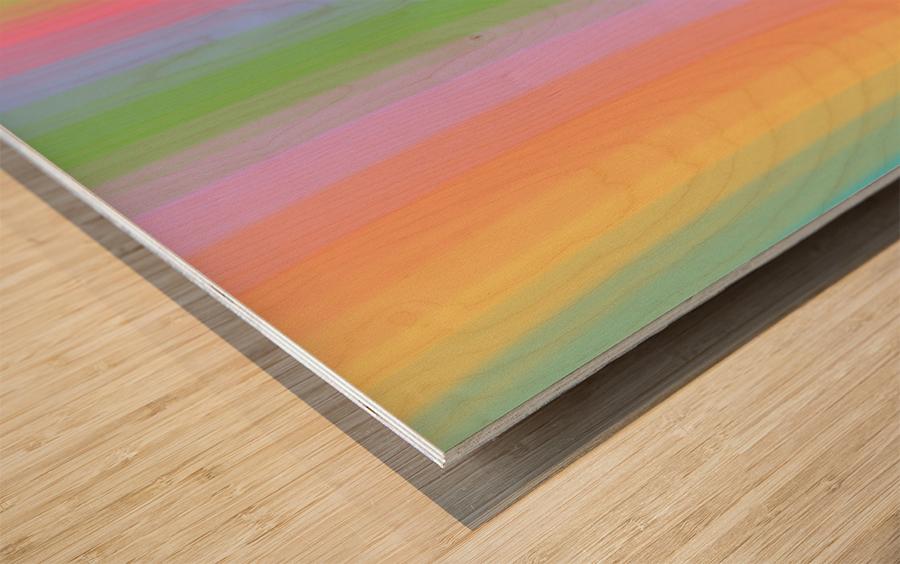 COOL DESIGN  (24) Wood print