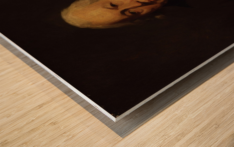 John Home Wood print