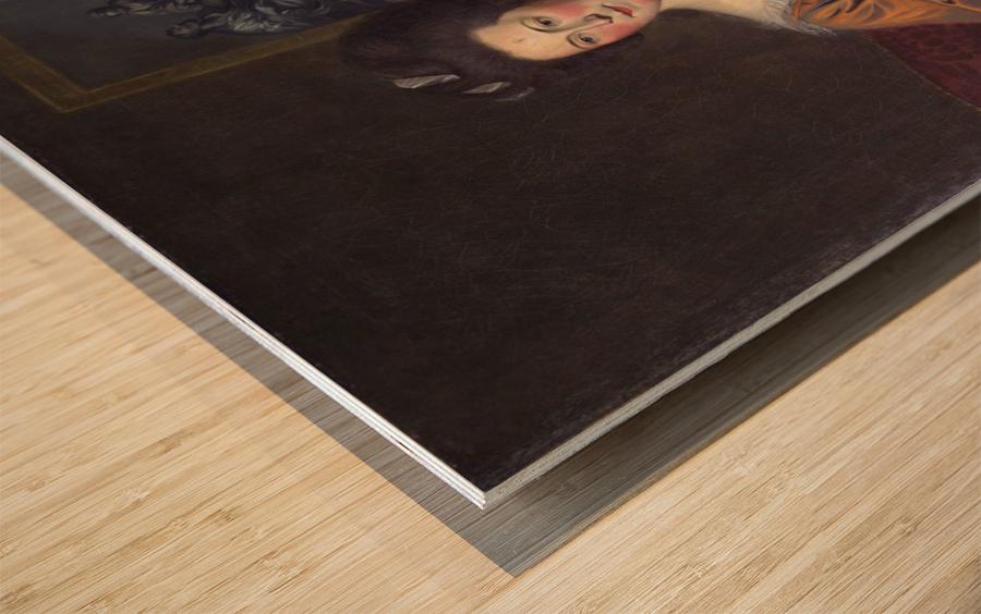 Sarah Armitage Wood print