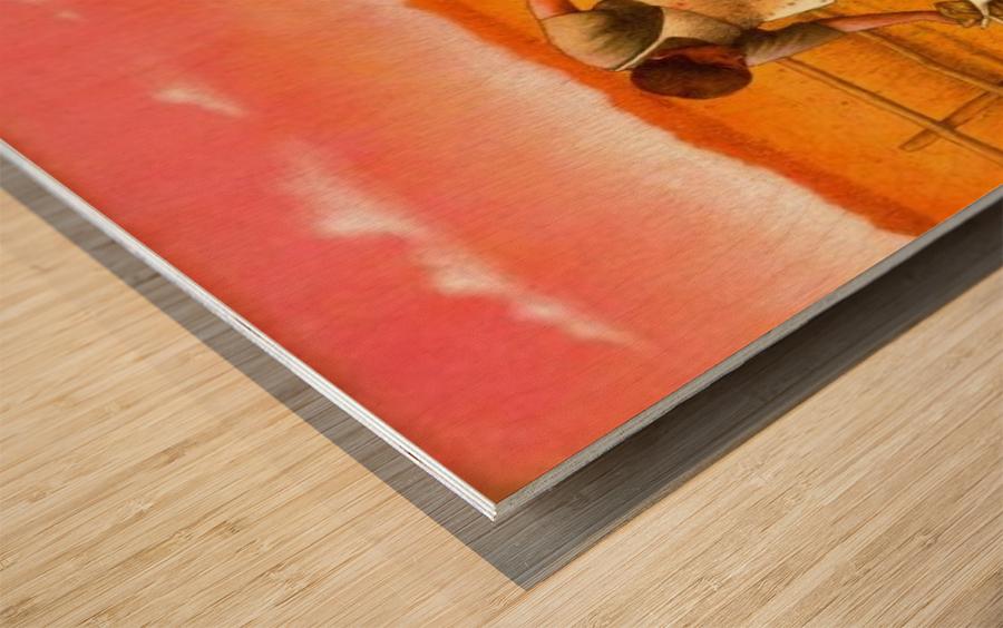 Pawel Kuczynski17 Wood print