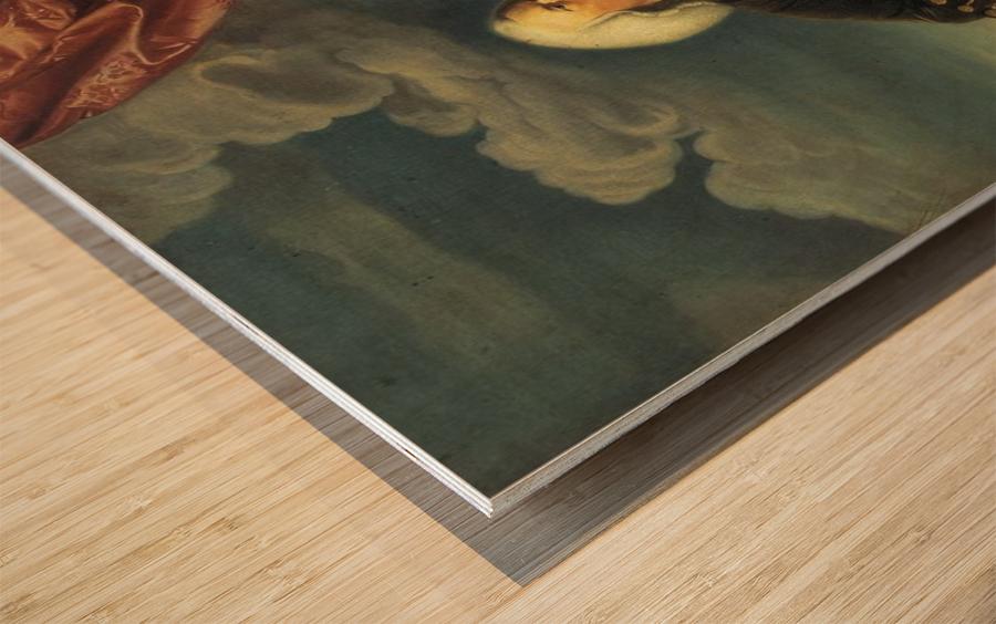 Jeremiah Lee Wood print