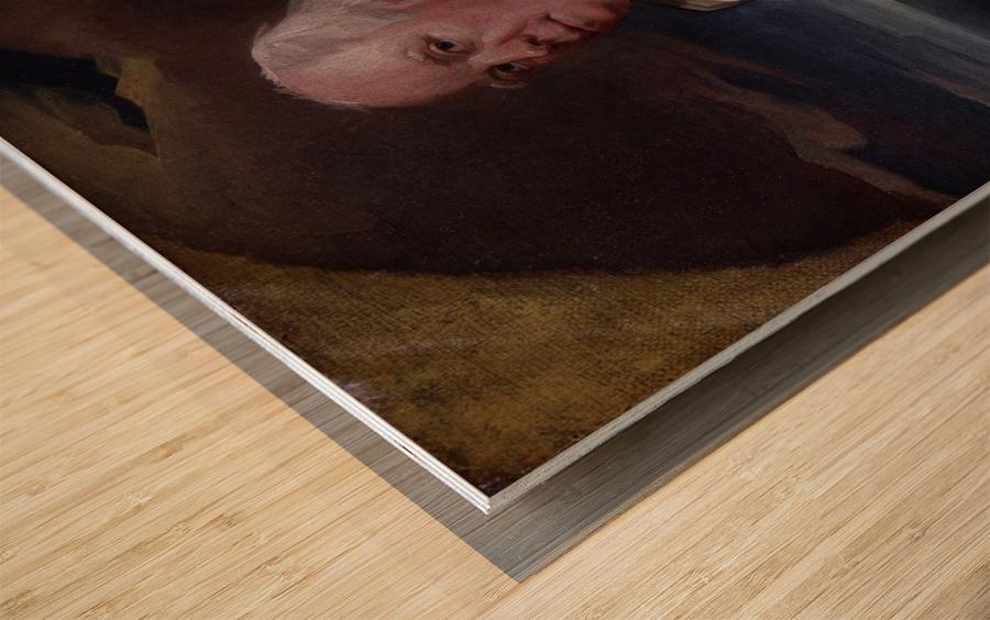 Samuel Barrington Wood print