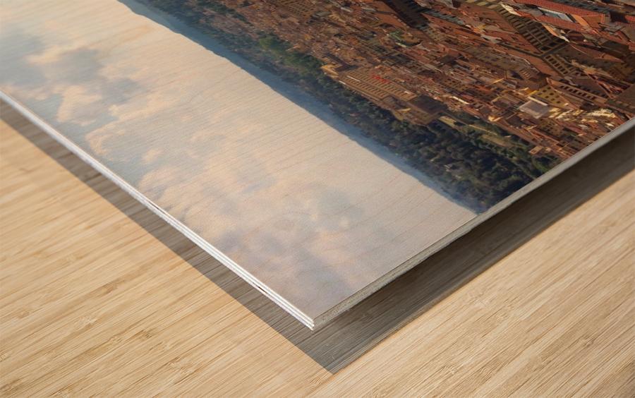 Firenze Wood print