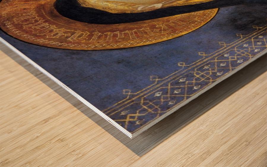 San Domenico Wood print