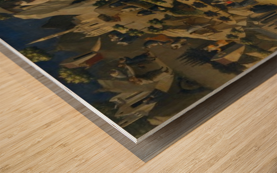 Guido di Pietro Wood print
