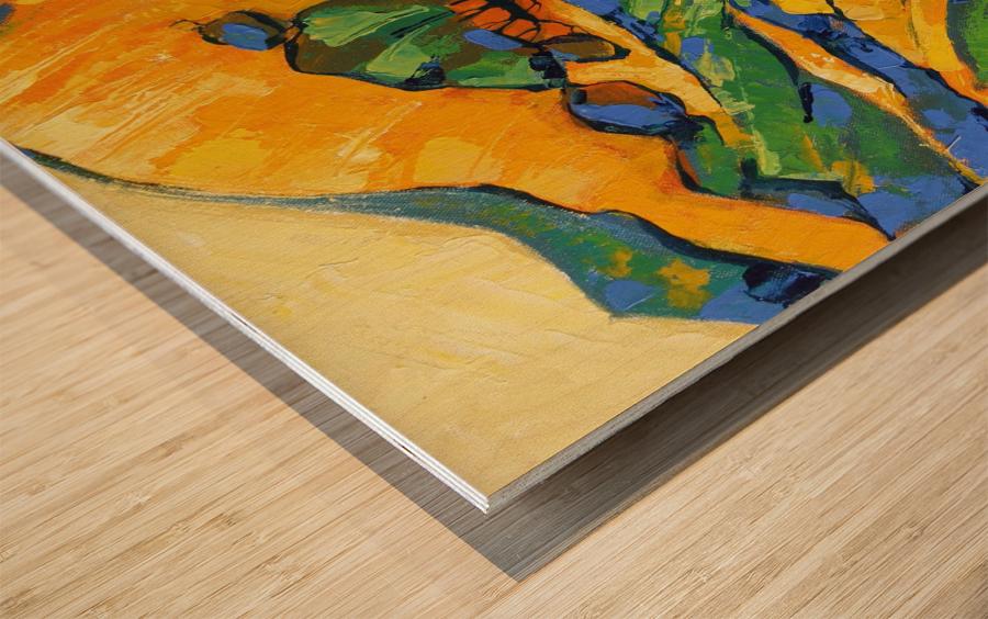 The Grand Canyon_11 18x18 Wood print