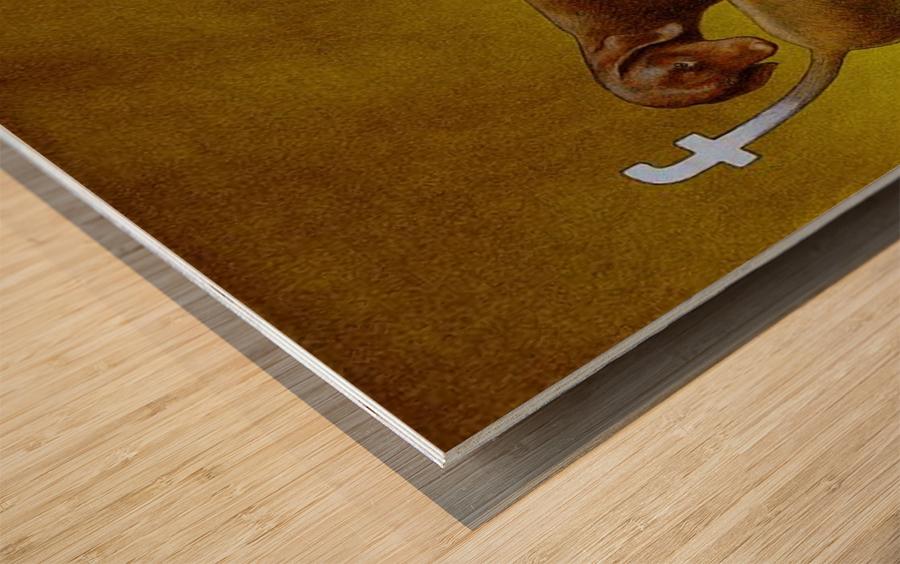 PawelKuczynski54 Wood print