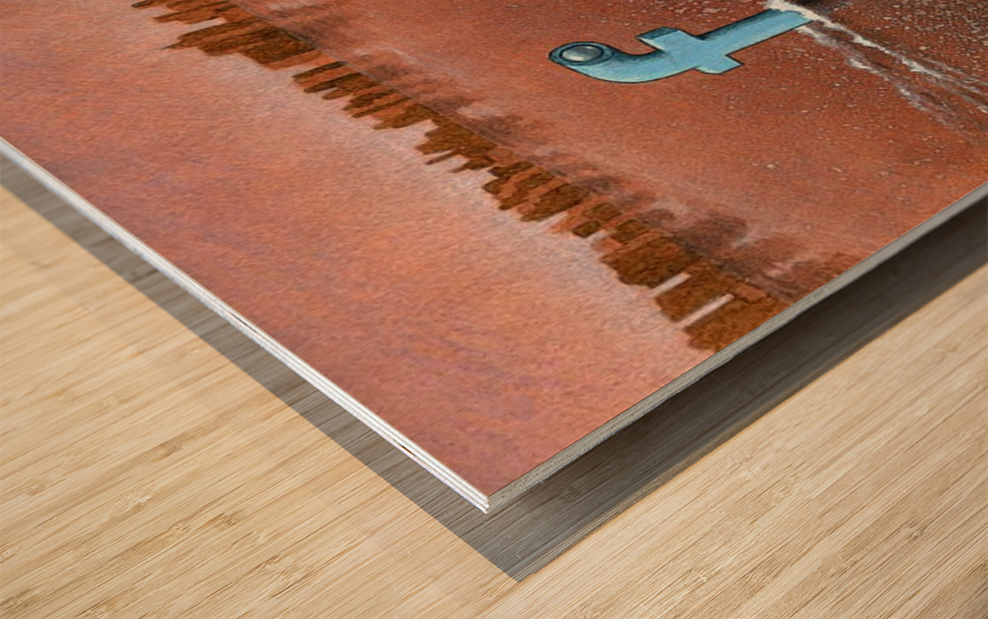 PawelKuczynski58 Wood print