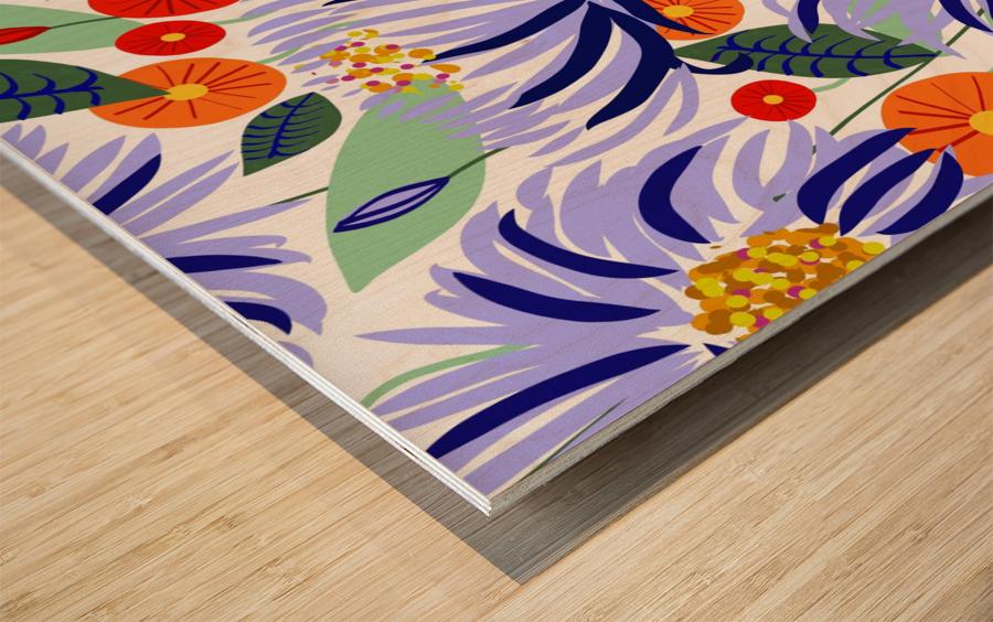 Alia Wood print