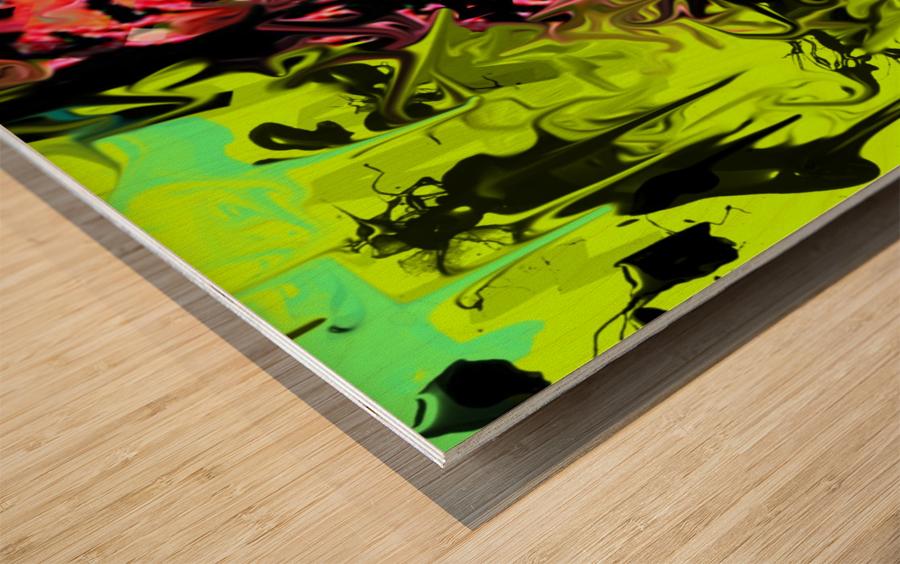 Bmarley3 Wood print