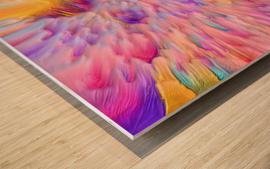 2 Wood print