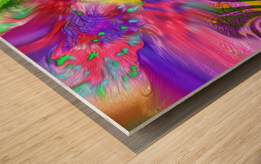 131 Wood print