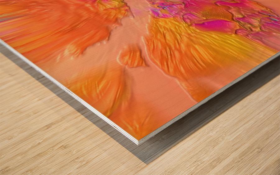 15 Wood print