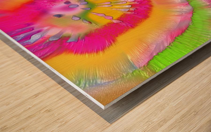 41 Wood print