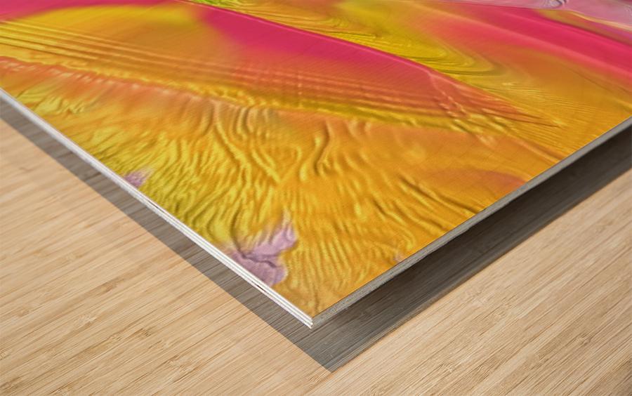 140 Wood print